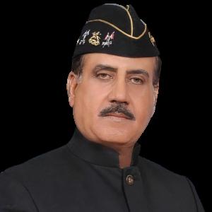 Lt. Gen. A.K. Singh (Retd.)