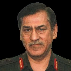 Lt. Gen. Rakesh Sharma (Retd.)