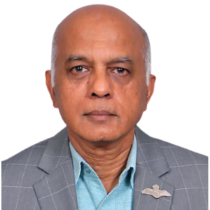 AVM (Dr.) Arjun Subramaniam (Retd.)