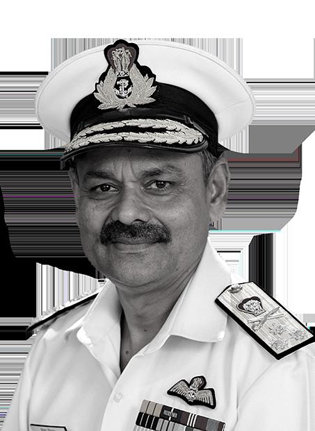 Vice Adm. Shekhar Sinha